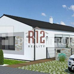 Predaj tehlová novostavba Nitra - Drážovce, pozemok 900 m2