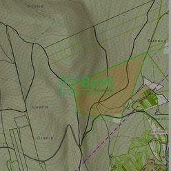 Predáme lesný pozemok - Kravany (980-14-AFI)