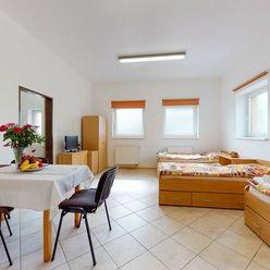 Kompletne vybavený 2 izbový apartmán s kuchynkou a kúpeľňou na Radlinského ulici v Prešove na prenáj
