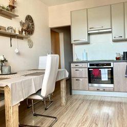 Predám krásny 3izbový byt 72m2, kvalitná rekonštrukcia, Prievidza