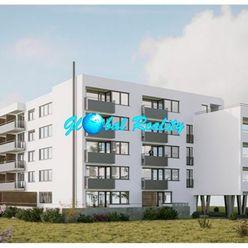 Novostavba 3 izbový byt Beluša, 102,91 m2, terasa, balkón.