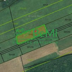 EXKLUZÍVNE - Na predaj pozemok v obci Podhorany