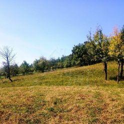 Na predaj pozemok vhodný na výstavbu RD v obci Kostolná-Záriečie