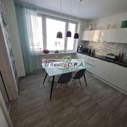 EXKLUZÍVNE IBA U NÁS -kompletne prerobený 3 izbový byt Sever