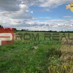 Dobrá investičná možnosť - pozemok na priemyselné využitie v Pezinku