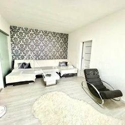 Kompletne zariadený 4 izbový byt na sídlisku Terasa