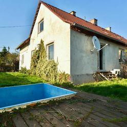 Na predaj 4 izbový rodinný dom v obci Plavecký Štvrtok