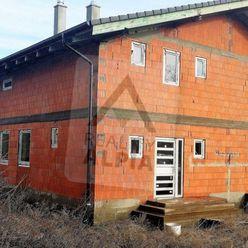 Novostavba rodinného domu v Mudroňove