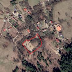 Veľký stavebný pozemok v obci Bobrovník