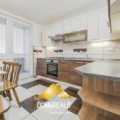 DOM-REALÍT ponúka, príjemný 3izb byt na Andrusovovej ul. v Petržalke