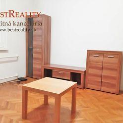 1 izbový byt na prenájom v CENTRE pri Blumentáli, Kmeťovo námestie, www.bestreality.sk