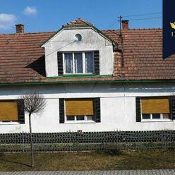 IRG |Rodinný dom na krásnom veľkom pozemku v obci Hoštetno