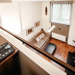 NA PREDAJ   Veľký 3 – izbový mezonetový byt (119 m2) – Sihoť 1 v Trenčíne.