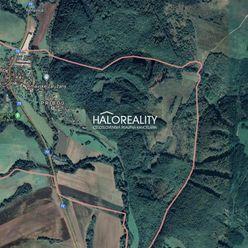 HALO reality - Predaj, pozemok 399500 m2 Rimavské Zalužany, trvalý travný porast K.u - Príboj - EXKL