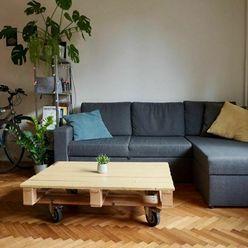 Exkluzívne na prenájom 3 Izbový byt, 64m2,  Liptovská ulica, blízko Dulovho námestia, Ružinov,