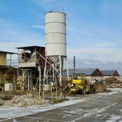 Na predaj priemyselný pozemok | betonáreň | 2992 m2 | Rybany