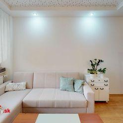 Na predaj 2-izbový byt s kuchynským kútom a s balkónom na ul. L. Novomeského v Trenčíne o výmere 44