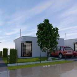 Moderná novostavba s parkovacím miestom -Dulová Ves -Čergov