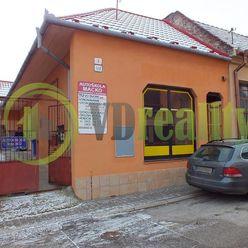 Prenájom obchodný priestor Hlohovec - Radlinského ulica