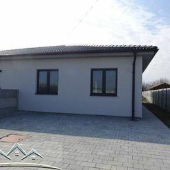Predaj 4 izb. bungalovu, holodom, ÚP101m2, pozemok  511m2, v Jahodnej 10km od DS, 48km od BA