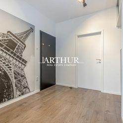 ARTHUR - 3izbový byt, moderná rekonštrukcia, 2 lodžie, voľný ihneď