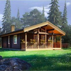 Ponúkame na predaj katalógové zrubové chaty - vyberáme Inovec