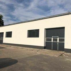 Prenájom vykurovaných skladov od 500 do 1500 m² - Bratislava Vajnory