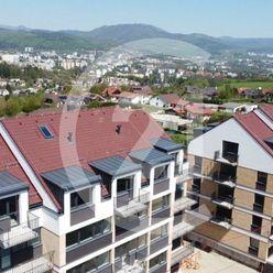 Kvalitné bývanie v pokojnej lokalite mesta, NA PREDAJ 3izb. byty PANORAMA v B. Bystrici