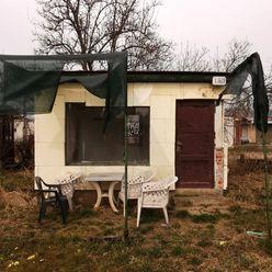 Záhrada v záhradkárskej osade Sad SNP- Prievidza