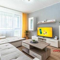 Moderný a priestranný 2 izb. byt s loggiou - KE - Jegorovovo námestie