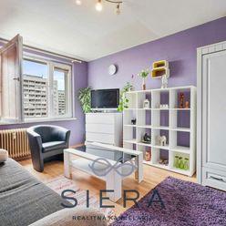 Predaj, 3 izbový byt s balkónom, Jiráskova