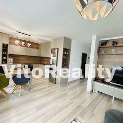 Lukratívny 3-izbový byt novostavba s terasou+balkón a 1. parkovacie miesto