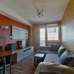REZERVOVANÉ 2 izbový byt + KK + 2 balkóny, Trenčín, Pod Sokolice,  34 m²