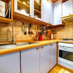 Na predaj: Tehlový 3-izbový byt, Tomášikova ulica, Košice - Sever