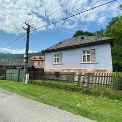 Rodinný dom - chalupa , Veľká Lodina, Košice - okolie (96/21)