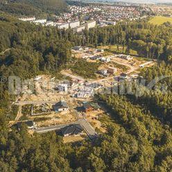 Na predaj stavebný pozemok pre rodinný dom, všetky siete, 520 m², Bojnice