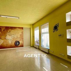 Administratívny priestor 53 m2 na Palárikovej ulici v Čadci