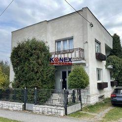 KONEX REALITY – Rodinný dom s pekným upraveným pozemkom v Sečovciach.