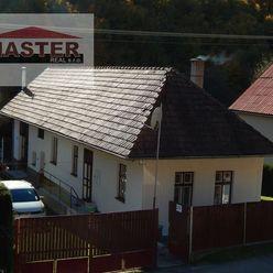 MASTER REAL- Na predaj  vidiecký rodinný dom, 715 m2, Rudnianska Lehota, okres Prievidza
