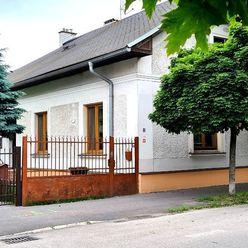 Staromestský RD - Žilina, Moyzesova - 462 m2 - 3D