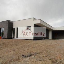 ACT REALITY-  Exkluzívny nadštandardný rodinný dom, slnečný pozemok 947 m2, Prievidza - super lokali