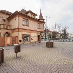 Polyfunkčná budova na predaj - centrum Poprad
