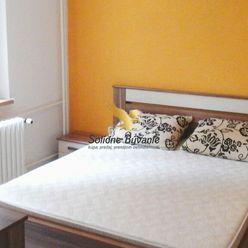 Prenájom  2 izbový byt s balkonom, Mladežnická