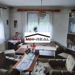 rezervovaný rodinný dom s garažou vhodný na podnikanie Podbrezová