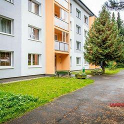 Priestranný 2 izbový byt na predaj v Gelnici