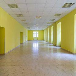 VEĽKORYSÉ ADMIN.-OBCHODNÉ PRIESTORY, HLAVNÁ ULICA, 30 - 236 m²