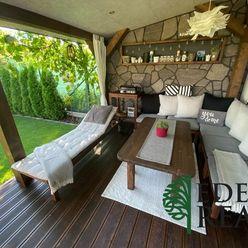REZERVOVANÉ - Moderná novostavba bungalovu v rezidencii Tri vody