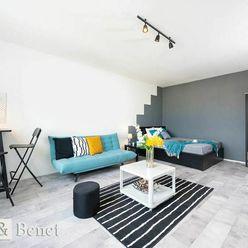 Arvin & Benet | Priestranný 1i byt v Dúbravke | Rezervované