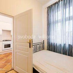 SVOBODA & WILLIAMS I 3-izbový byt v Starom Meste