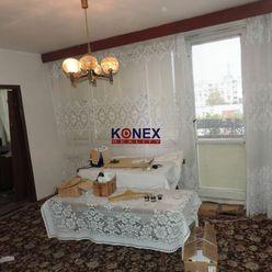 NOVÁ PONUKA! 3-izbový byt na Berehovskej ul. v Trebišove